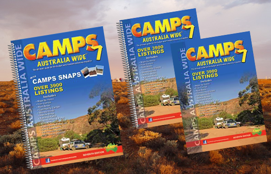 Brand new 7th edition of Camps Australia Wide is due February 15th!