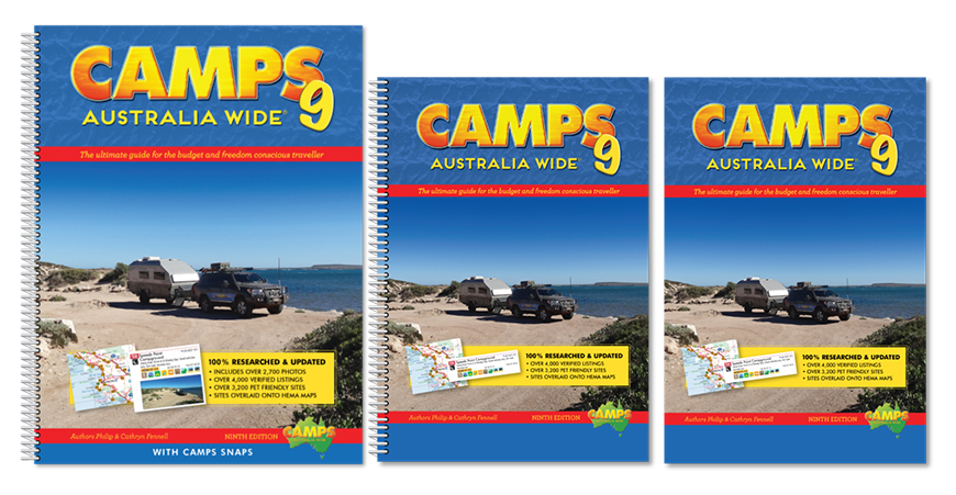 Camps 9 - 3 versions