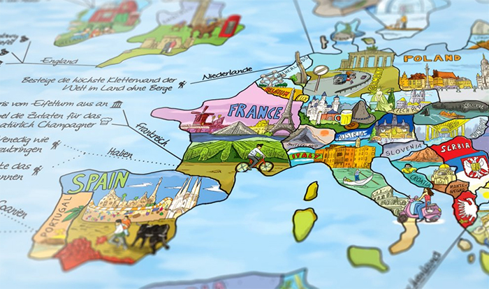 The Rising Popularity of Awesome Maps