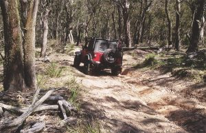 4WD Treks Just a Weekend Away