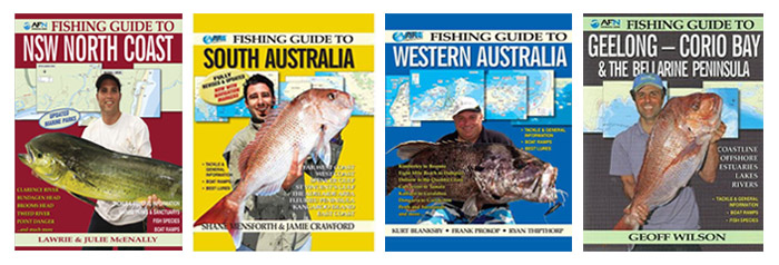 AFN Fishing Guides