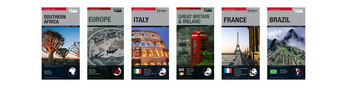 Hema International Maps