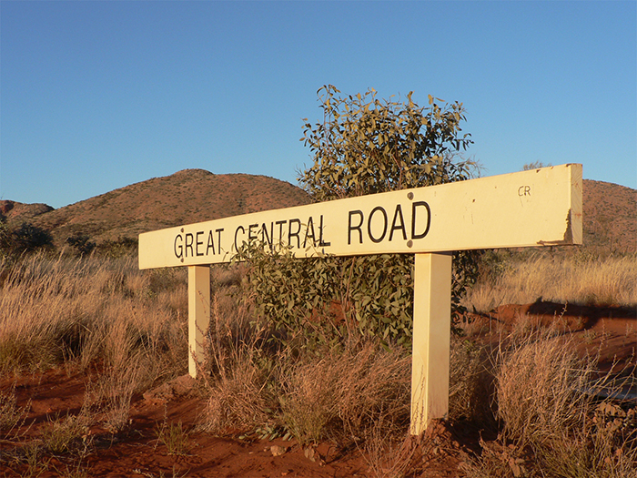 great central road