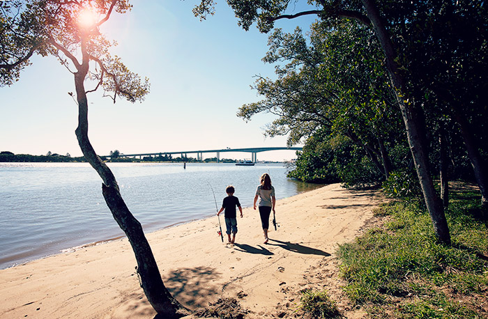 9 of the Best Brisbane Fishing Spots Revealed - The Chart