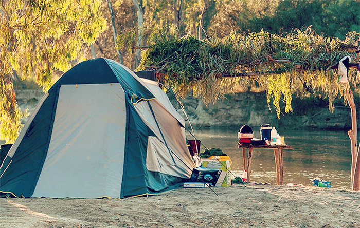 Free Camping SA - Where to Camp for Free in South Australia